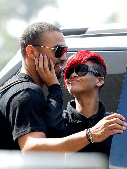 GOOD CATCH photo | Rihanna