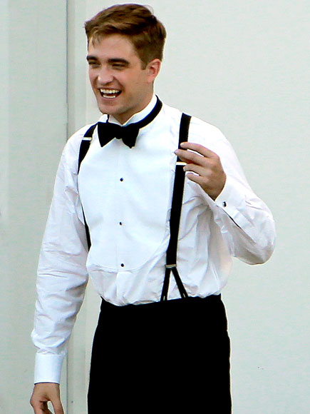 IT'S A TIE photo | Robert Pattinson