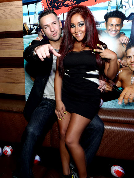 SHORE DOWN photo | Mike Sorrentino, Nicole Polizzi