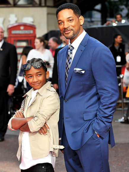 will smith and family 2010. FAMILY BUSINESS photo | Jaden