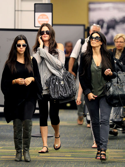 BAND OF SISTERS photo | Khloe Kardashian, Kim Kardashian, Kourtney Kardashian