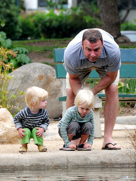 DADDY DAY CARE photo | Liev Schreiber