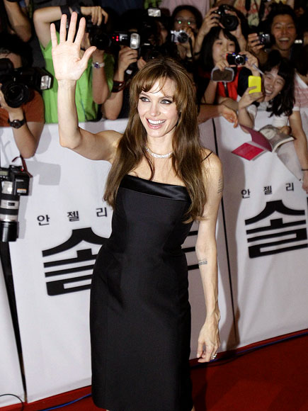 PREMIERE HOPPING  photo | Angelina Jolie
