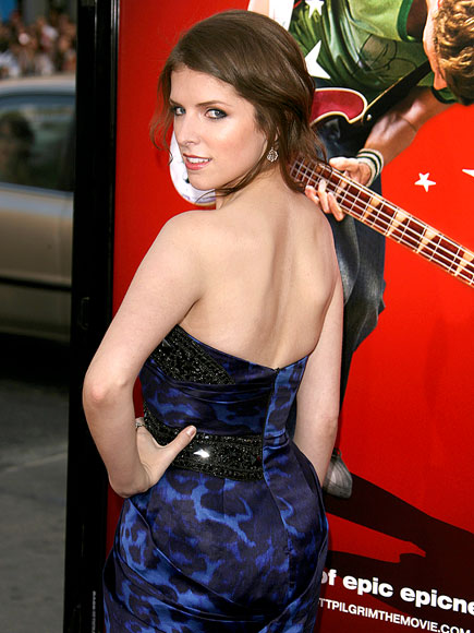BACK TRACK photo | Anna Kendrick
