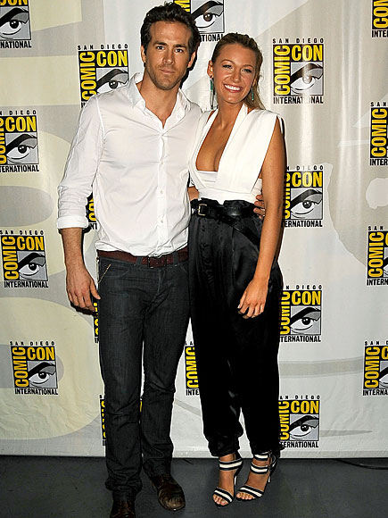 GREEN DAY photo | Blake Lively, Ryan Reynolds