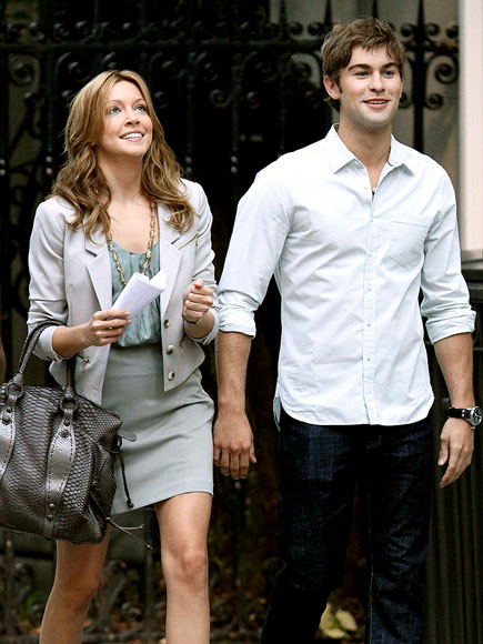 'GOSSIP' GIRLFRIEND photo | Chace Crawford, Katie Cassidy