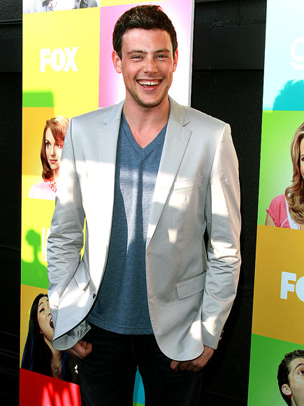 FILLED WITH GLEE photo | Cory Monteith