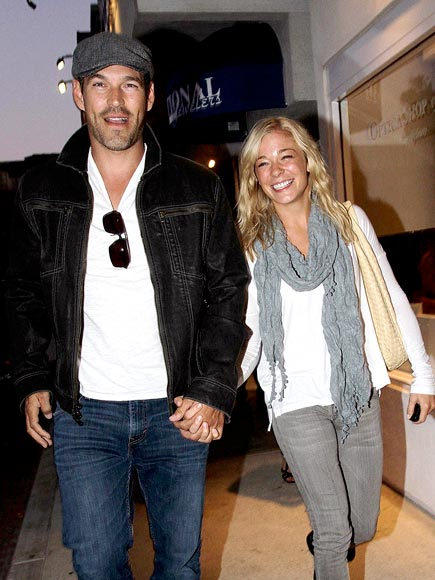 GET A GRIP photo | Eddie Cibrian, LeAnn Rimes