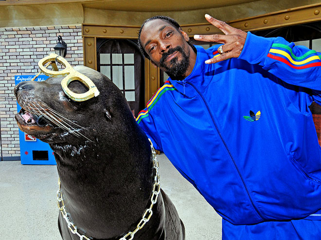 ANIMAL MAGNETISM  photo | Snoop Dogg