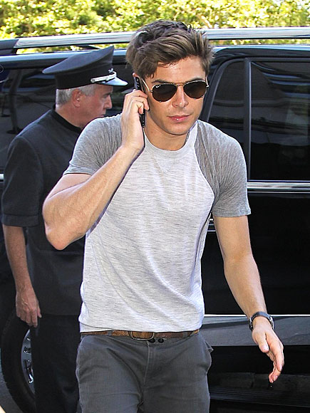 ON CALL photo | Zac Efron