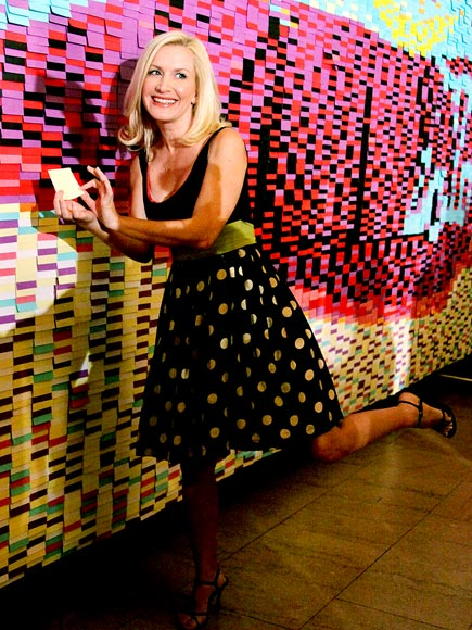 PAPER TRAIL photo | Angela Kinsey