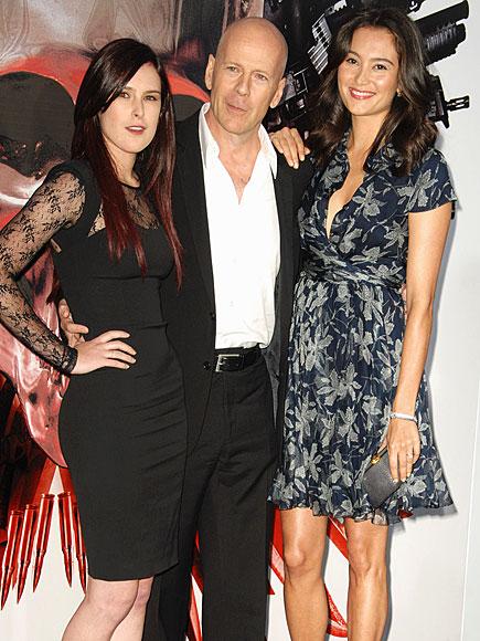FAMILY MAN photo | Bruce Willis, Rumer Willis