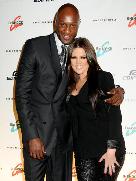 DOMESTIC BLISS photo | Khloe Kardashian, Lamar Odom