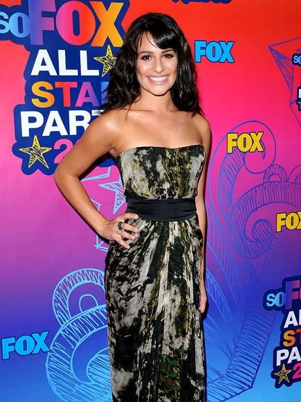 STANDING TALL photo | Lea Michele
