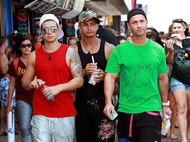 JERSEY BOYS photo   Mike Sorrentino, Pauly DelVecchio, Vinny Guadagnino
