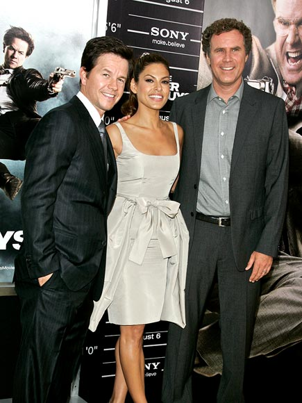 THE 'OTHER' WOMAN photo | Eva Mendes, Mark Wahlberg, Will Ferrell