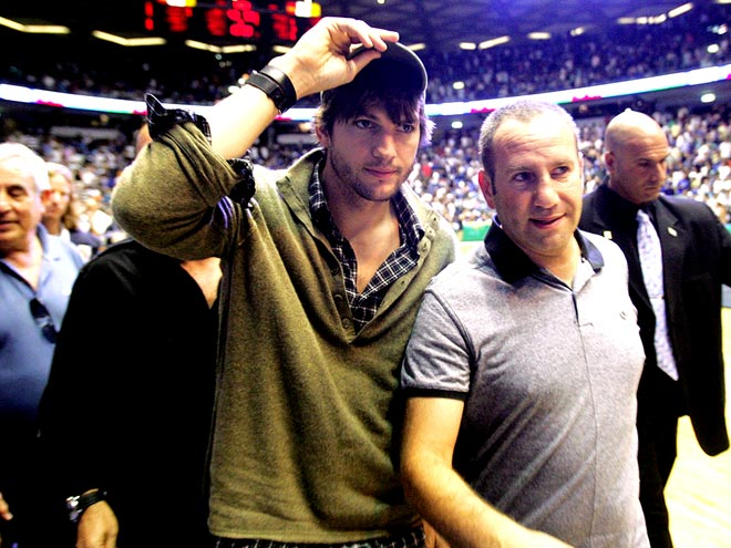 BALL BOY photo | Ashton Kutcher