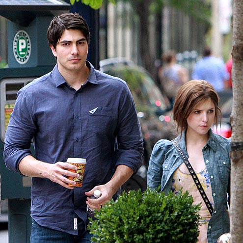 TAKING FIVE photo | Anna Kendrick, Brandon Routh