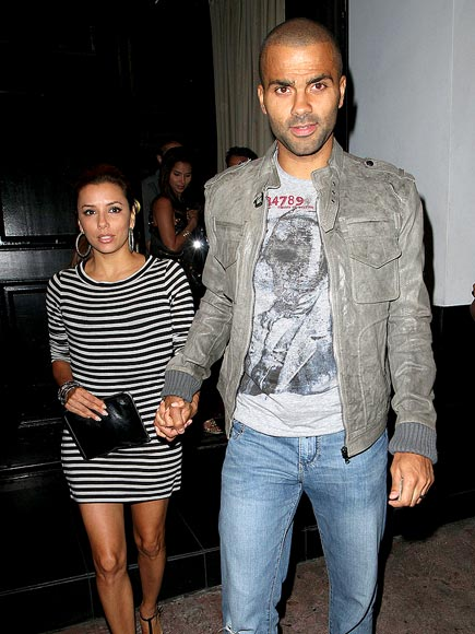 REPEAT CUSTOMERS photo | Eva Longoria Parker, Tony Parker