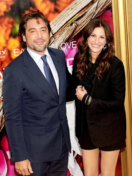 STAR POWER photo | Javier Bardem, Julia Roberts