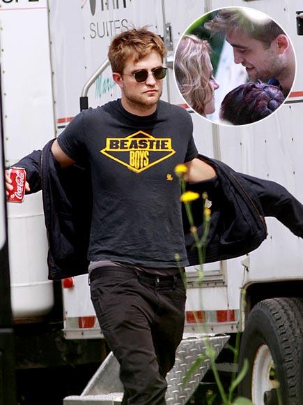 FACE TIME photo   Kristen Stewart, Robert Pattinson
