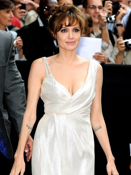 STYLE STAR photo | Angelina Jolie
