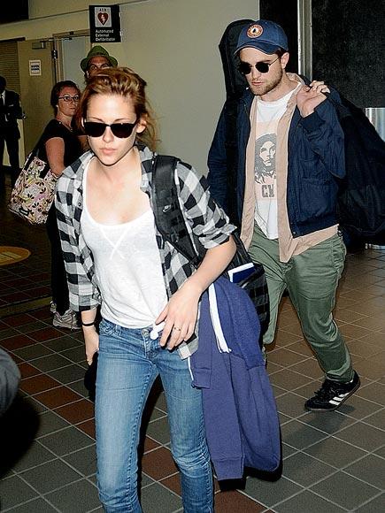 BACK HOME photo | Kristen Stewart, Robert Pattinson