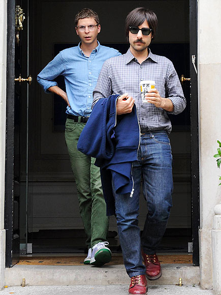 EUROPEAN PILGRIMAGE photo | Jason Schwartzman, Michael Cera