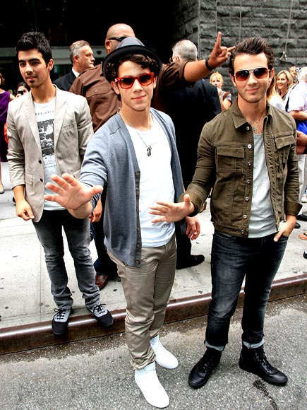 THREE SPLIT photo   Joe Jonas, Jonas Brothers, Kevin Jonas, Nick Jonas
