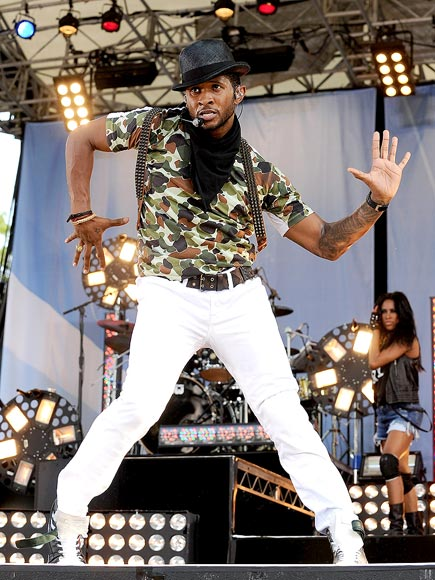 CAMO-OH-OH-OH  photo   Usher