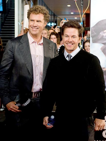 PARTNERS IN CRIME photo | Mark Wahlberg, Will Ferrell