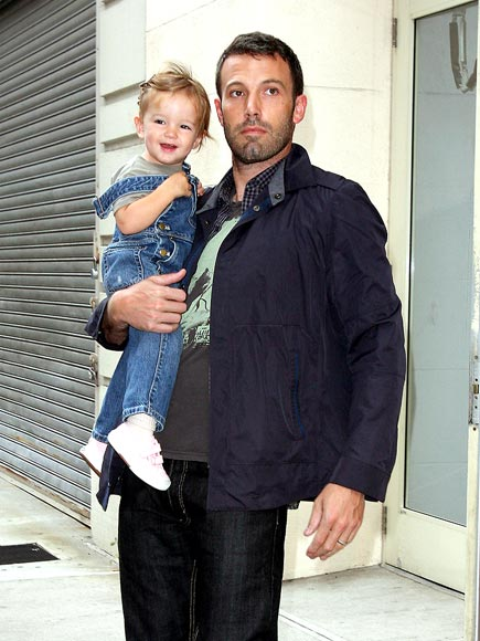 DADDY'S GIRLS photo | Ben Affleck
