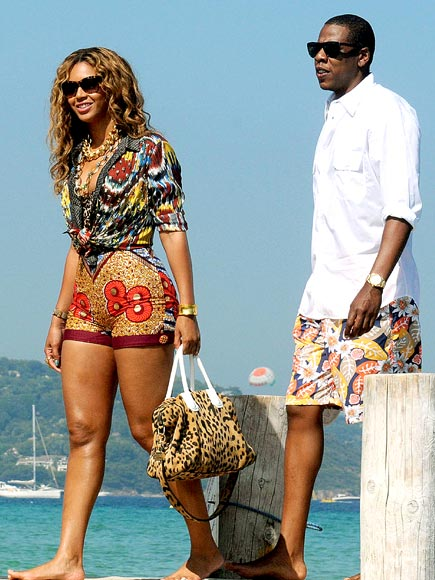 SMOOTH LANDING photo   Beyonce Knowles, Jay-Z