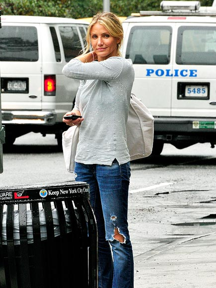 STREET CHIC photo | Cameron Diaz