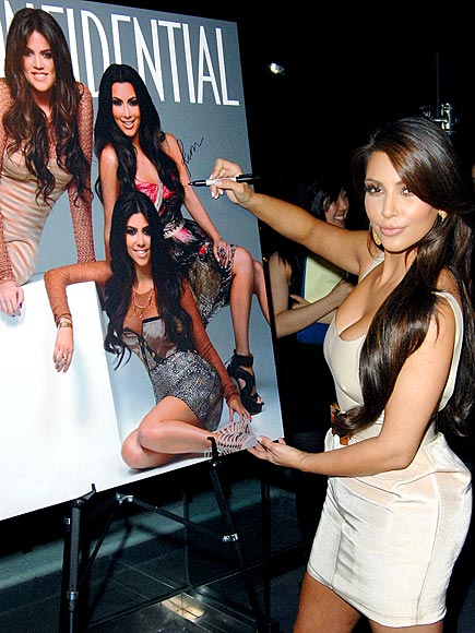 MAGIC MARKER photo   Kim Kardashian