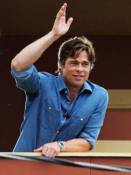 Remembering Katrina photo | Brad Pitt