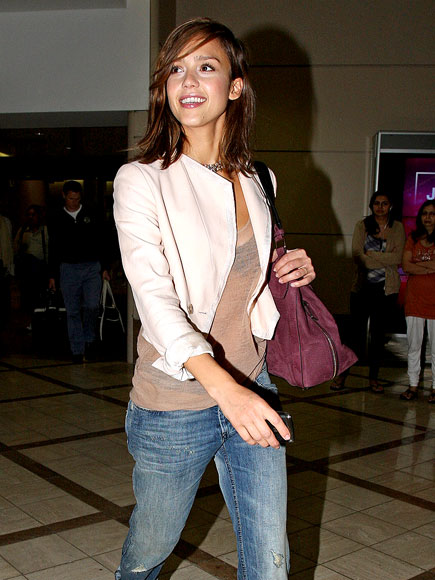 SHEER JOY photo | Jessica Alba