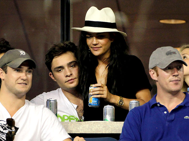 LOVE GAME photo | Ed Westwick, Jessica Szohr