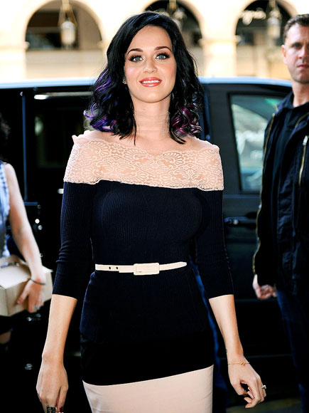COLOR CONTRAST photo | Katy Perry