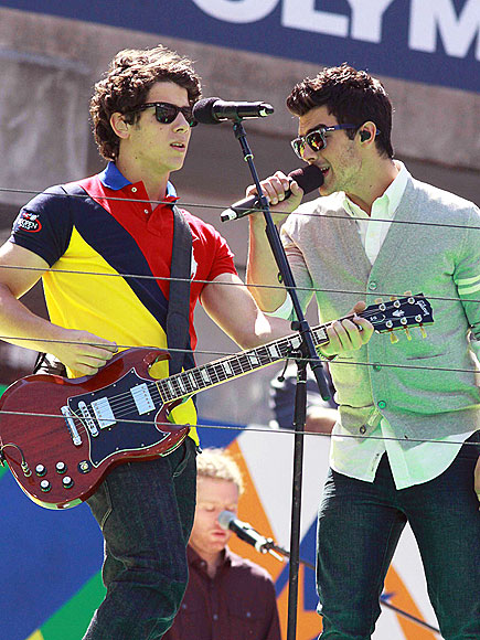 RAY BAND photo | Nick Jonas