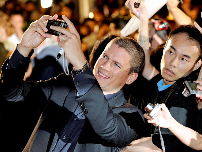 JAPANDEMONIUM  photo | Wentworth Miller