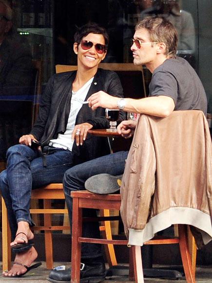 EYES ON YOU photo   Halle Berry, Olivier Martinez