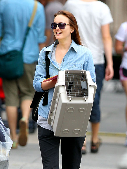 PUPPY PATROL photo | Leighton Meester
