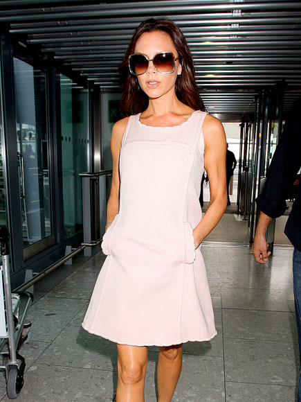 WALK OFF photo | Victoria Beckham