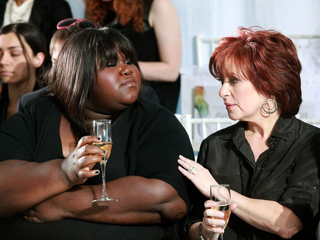 FAST FRIENDS photo | Caroline Manzo, Gabourey Sidibe