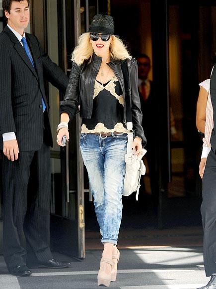 REPEAT CONTENDER photo | Gwen Stefani