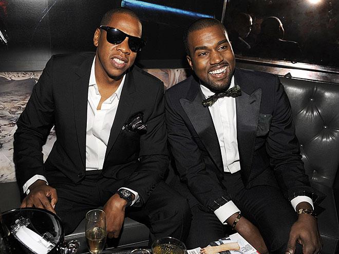THE HOT SEAT photo | Jay-Z, Kanye West