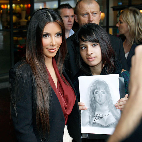 LONDON TIMES photo | Kim Kardashian