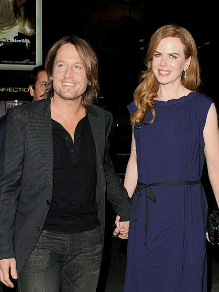 SHOW OF SUPPORT photo | Keith Urban, Nicole Kidman