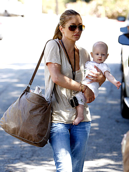 BABY'S DAY OUT photo | Rebecca Gayheart